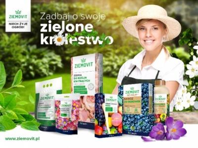 26 nowych produktów w ofercie ZIEMOVIT!
